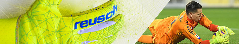 Reusch goalkeeper gloves and apparel for football and soccer