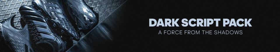 ADIDAS DARK SCRIPT PACK