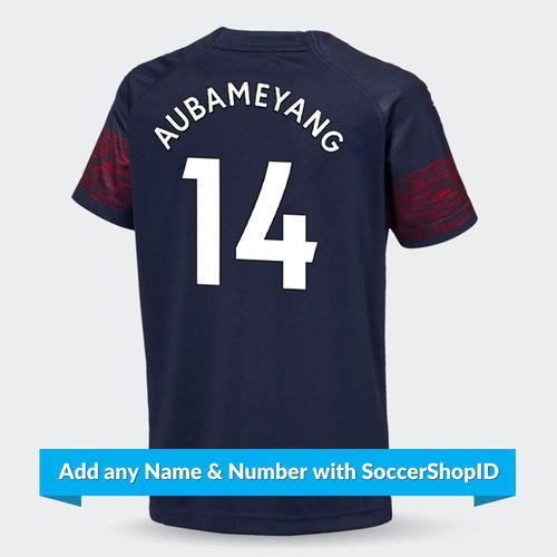 98ed433a4 Puma Junior 2018-19 Arsenal Away Shirt – PLAYER PRINTED