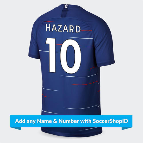Nike 2018-19 Chelsea Home Shirt - PLAYER PRINTED  4f150b439