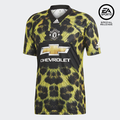 new style accdd 25a9d adidas X Manchester United EA Sports Digital Forth Shirt | The ...