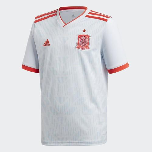 7f41292e2 adidas Junior 2018-19 Spain Away Shirt