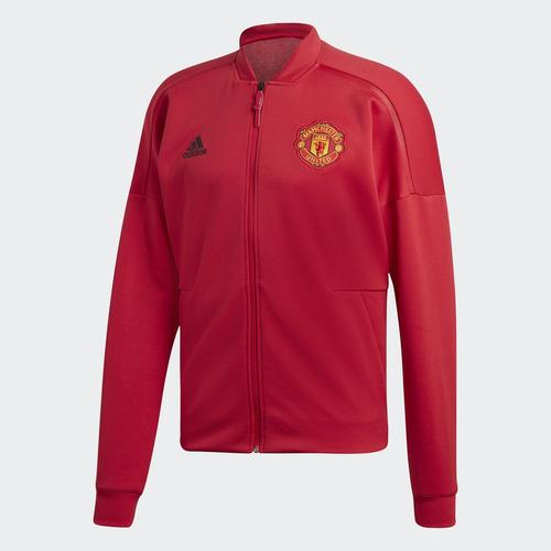 664757d01 adidas 2018-19 Manchester United Z.N.E Jacket