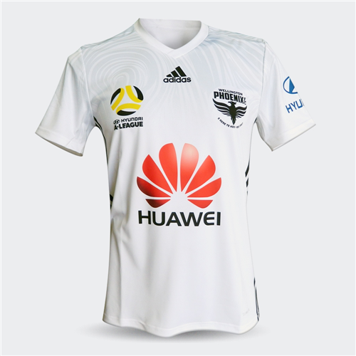 adidas 2018-19 Wellington Phoenix Away Jersey  1472c3d2e