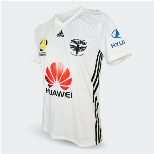 ... adidas 2018-19 Wellington Phoenix Away Jersey. Previous Next b3af16681