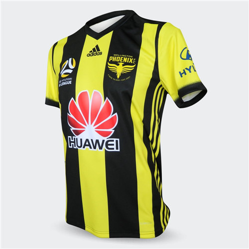 adidas 2018-19 Wellington Phoenix Home Shirt  f275d4e4b