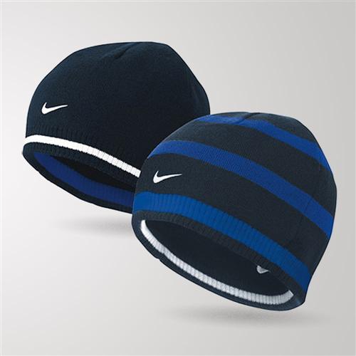 Nike Cat ID Reversible Beanie – Navy  485a81f5006