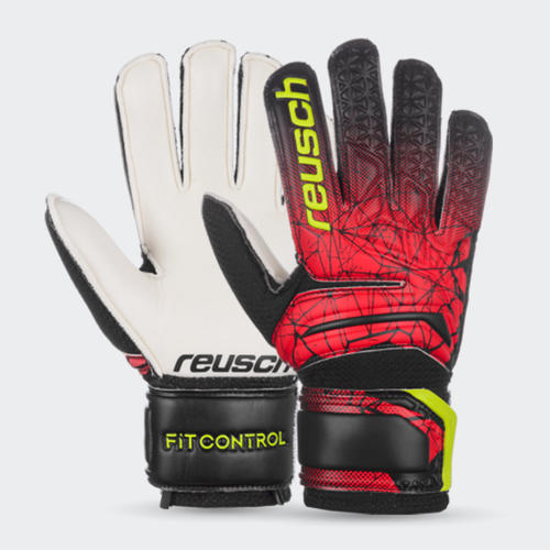 Reusch Junior Fit Control SD Open Cuff GK Gloves  d0a13490b