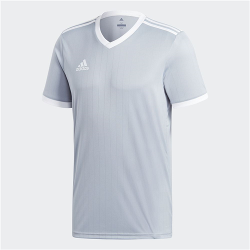 8965e5dc6 adidas Tabela 18 Jersey – Grey | The Soccer Shop