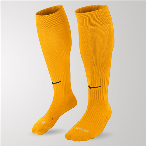 476ace906 Nike Classic II Cushion OTC Sock – Yellow