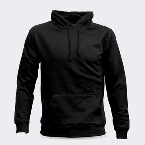 TSS Junior Edge Pullover Hoodie – Black