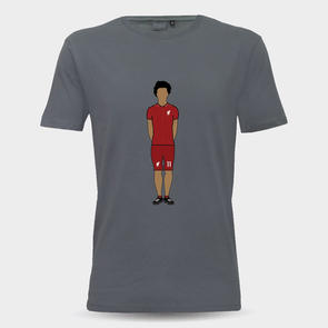 TSS Liverpool Salah Graphic Support Tee