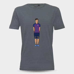 TSS Barcelona Messi Graphic Support Tee