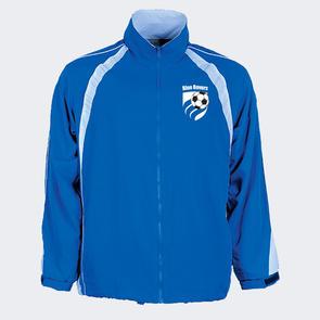 TSS Junior Blue Rovers Jacket