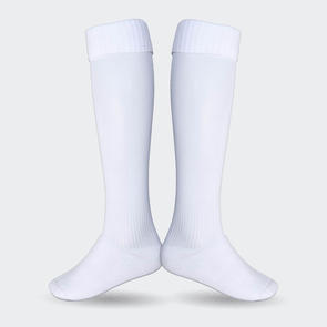 TSS Football Sock – White
