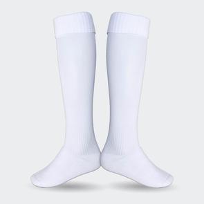 TSS Football Sock – White