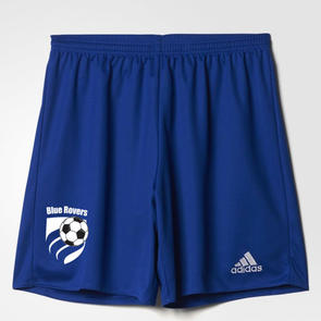 adidas Junior Blue Rovers Parma 16 Short