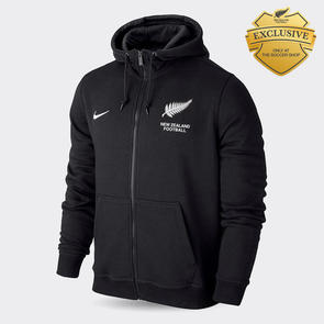 Nike Junior New Zealand Full-Zip Hoodie
