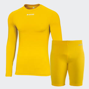Erreà Baselayer Set – Yellow