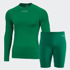 Erreà Baselayer Set – Green
