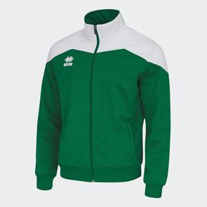 Erreà Garric Track Jacket – Green/White