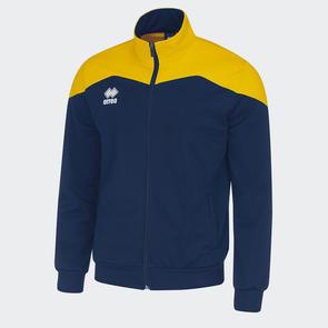 Erreà Garric Track Jacket – Navy/Yellow