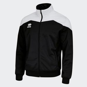 Erreà Garric Track Jacket – Black/White