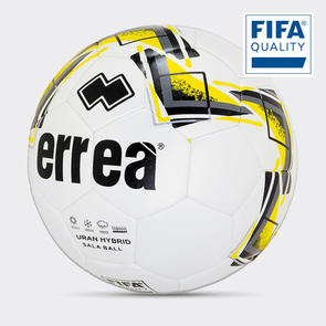 Erreà Uran Hybrid Ball – White/Yellow
