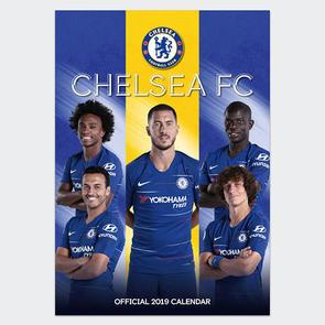 Chelsea 2019 A3 Calendar