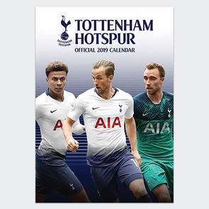 Tottenham Hotspur 2019 A3 Calendar