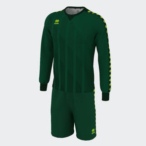 Erreà Gordon GK Set – Dark Green/Green Fluro