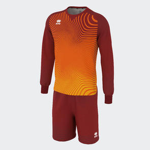 Erreà Oliver GK Set – Maroon/Orange/Amber