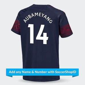 Puma 2018-19 Arsenal Away Shirt – PLAYER PRINTED