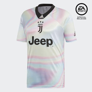 adidas X Juventus EA Sports Digital Forth Shirt