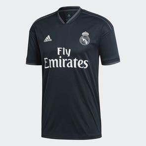 adidas 2018-19 Real Madrid Away Jersey