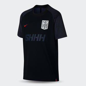 Nike Junior Neymar Dri-FIT Shirt – Black
