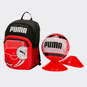 Puma Junior Football Backpack Set