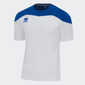 Erreà Gareth Shirt – White/Blue