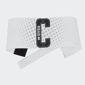 Erreà Junior Captain's Armband 16 – White/Black