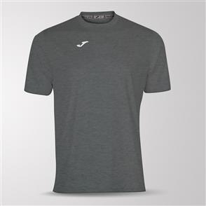 Joma Combi Short Sleeve Shirt – Grey