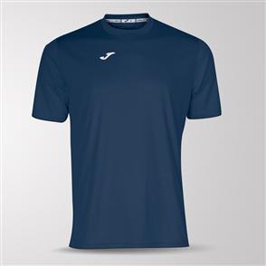 Joma Combi Short Sleeve Shirt – Navy