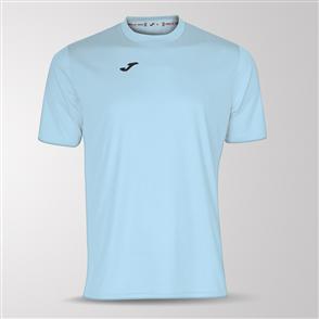 Joma Combi Short Sleeve Shirt – Blue
