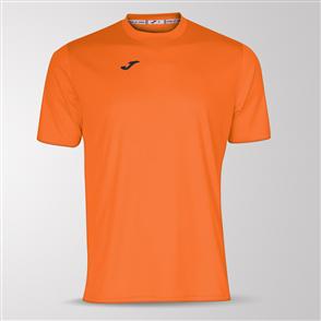 Joma Combi Short Sleeve Shirt – Orange