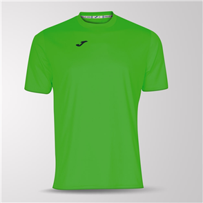 Joma Combi Short Sleeve Shirt – Green