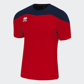 Erreà Gareth Shirt – Red/Navy