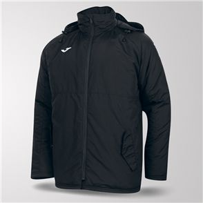Joma Alaska Everest Winter Jacket – Black