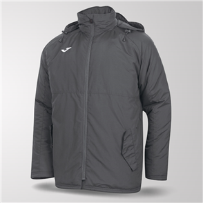 Joma Alaska Everest Winter Jacket – Grey