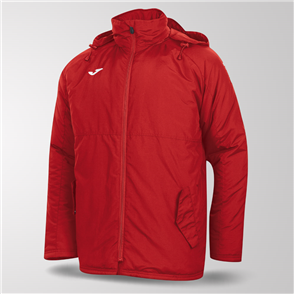 Joma Alaska Everest Winter Jacket – Red