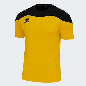 Erreà Gareth Shirt – Yellow/Black