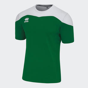 Erreà Gareth Shirt – Green/White